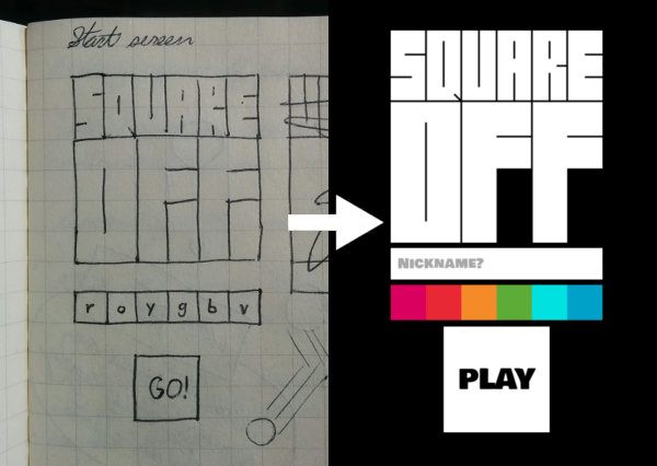 picture of squareoff notebook
