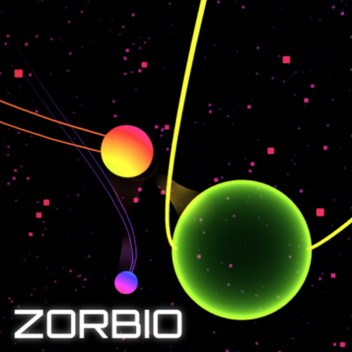 logo for game: Zorbio